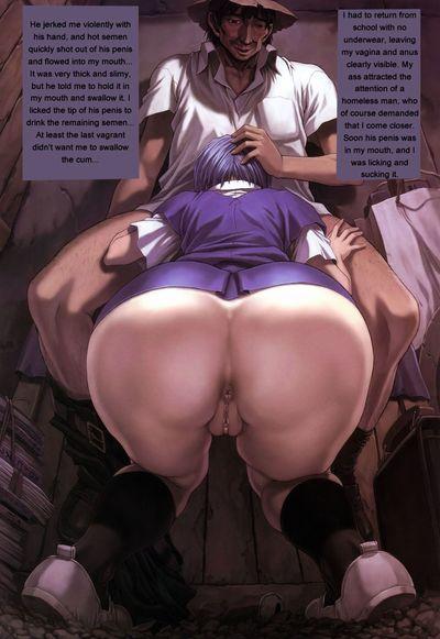 Nakayohi Mogudan Mogudan Ayanami 5 Meirei Hen Neon Genesis Evangelion Decensored