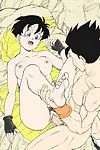 Dragon Ball H Gohan X Videl Colored - part 2