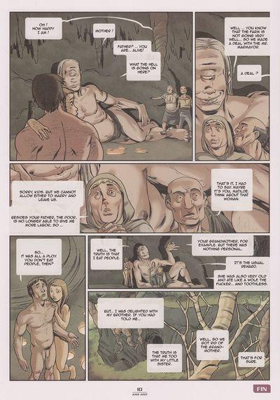 [Manolo Carot] Akelarre (chapters 1-8) [ENG] - part 2