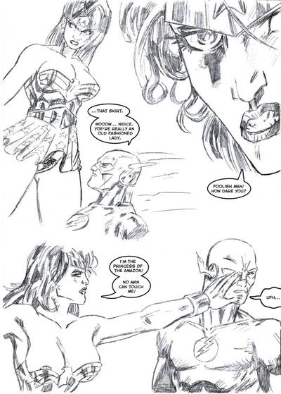 Justice League XXX - part 2