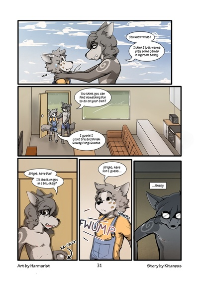 Sheath And Knife - part 3