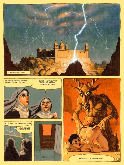 The Convent Of Hell - part 3
