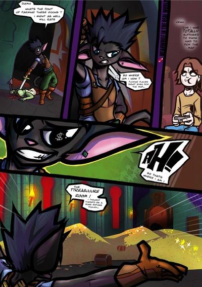 Dungeon Fantasy XXXVIII