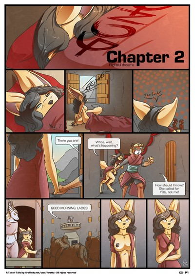 A Tale Of Tails 2 - Flightful Dreams