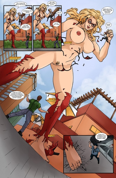 My Giantess Ex-Girlfriend 1