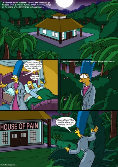 Treehouse Of Horror 1
