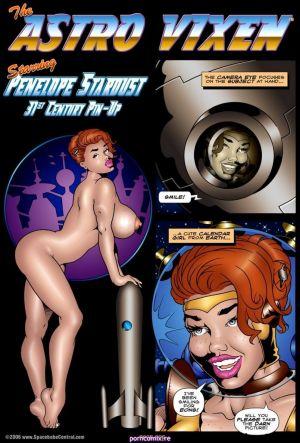 The Astro Vixen- James Lemay