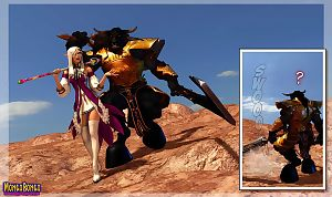 Mongobongo- Warcraft Belf- Centaur