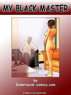 Interracial Comic – My Black Master
