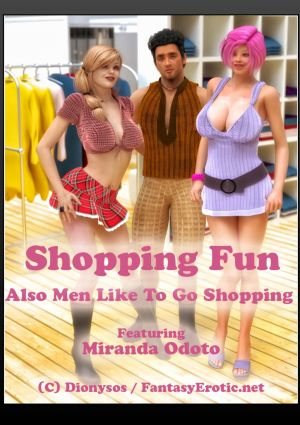 FantasyErotic- Shopping Fun