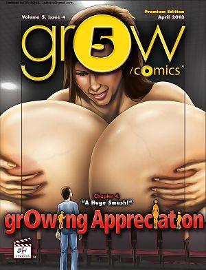 Gr0W 5.4 – A Huge Smash!