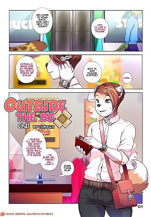 Tokifuji- Outside the Box Ch. 2