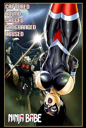 Superherione- Ninja Babe