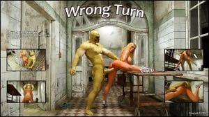 Blackadder- Wrong Turn