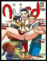 Jab Comix- NURD Issue 2
