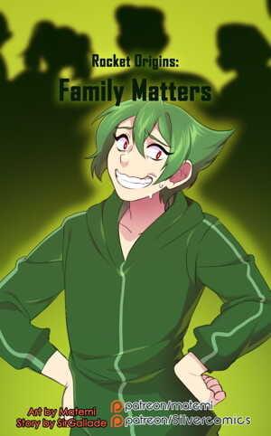Matemi- Rocket Origins: Family matters