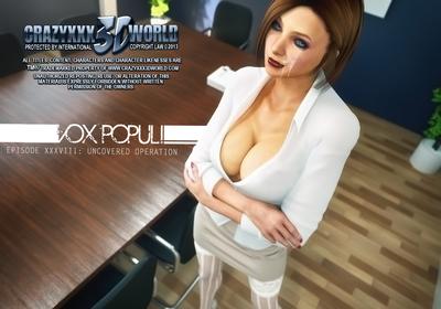 Vox Populi - Episode 38- Uncovered Operation