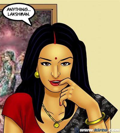 savita india 73- Catturato in il atto - parte 4