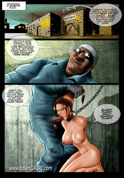 The Punisher Inc- bdsmCagri - part 2