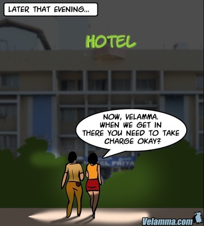 velamma Episode 64- blackmailed 2 - 部分 8