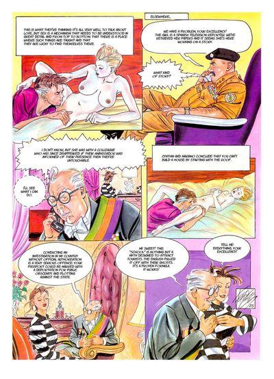 School Of Erotic Sciences- Ferocius - part 3