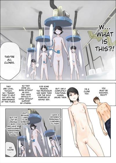 nettori Netorare 2-3, hentai - phần 3