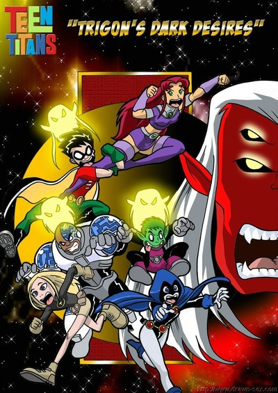 Teen Titans- Trigon\