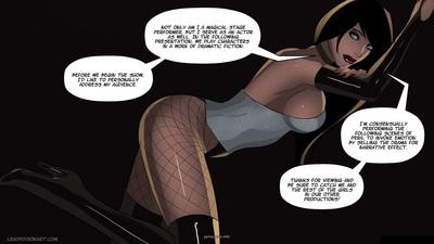 Slave Crisis 6 (Justice League)