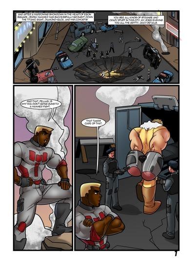 Hero Tales 1- Legs to Kill