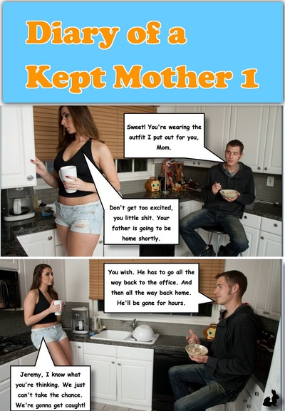 A Kept Mother - A Story in Pictures