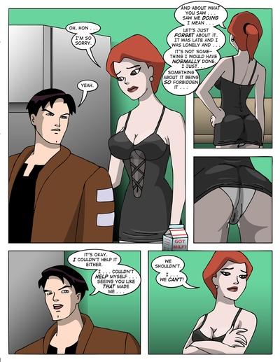 Batman Beyond- Forbidden Affairs 2