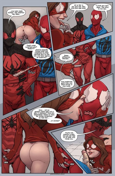 Scarlet Spiders- Maxxximum Clonecest, Spiderman