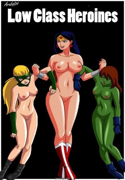 Low Klasse Heldinnen arabatos