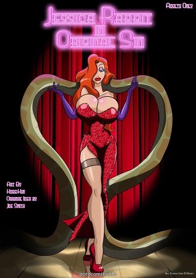 Jessica Rabbit in Original Sin