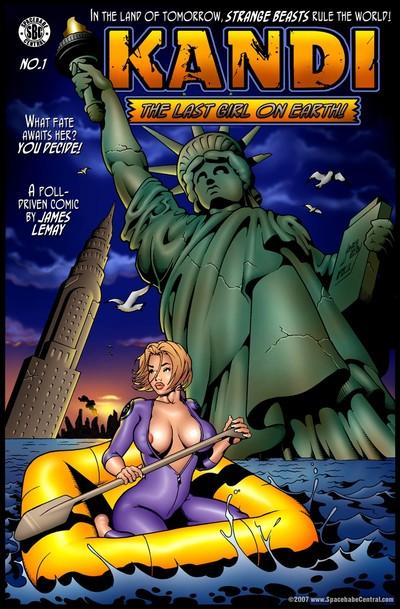 Kandi - Last Girl on Earth- James Lemay