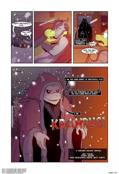 Krampus! A Thievery Holiday Special