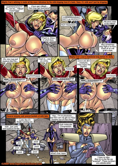 Mighty Girl 2 - part 2