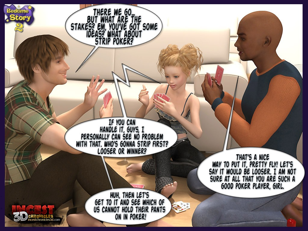 Bedtime Story 2 - part 3