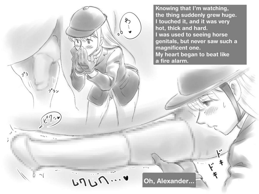 Alexander el Caballo