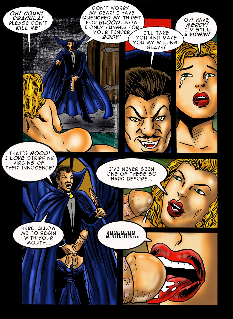 MonsterBabe- Dracula Erotic