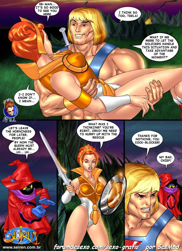 photo He man porn read this adult comic series