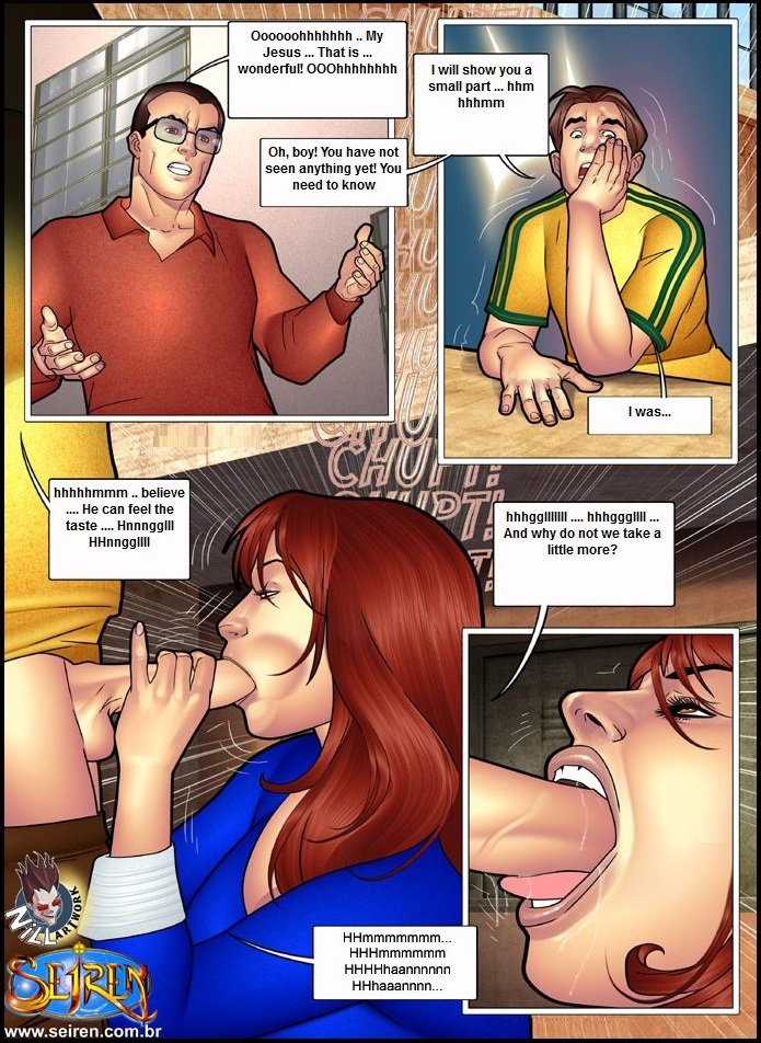 Lia\'s Adventures 05- Seiren - part 3