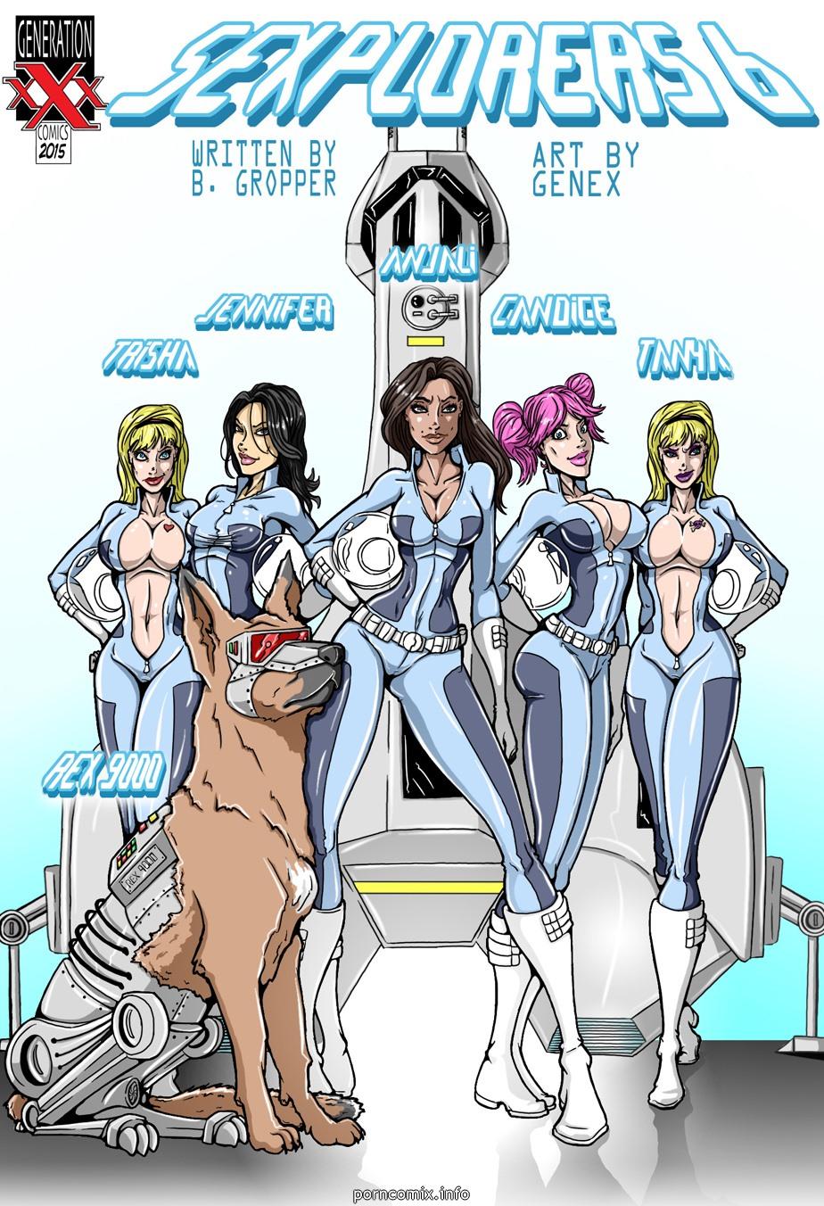 Genex - Sexplorers 6