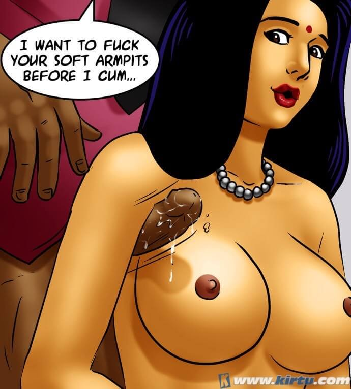 Savita Bhabhi 70- Neha\'s Education - part 2