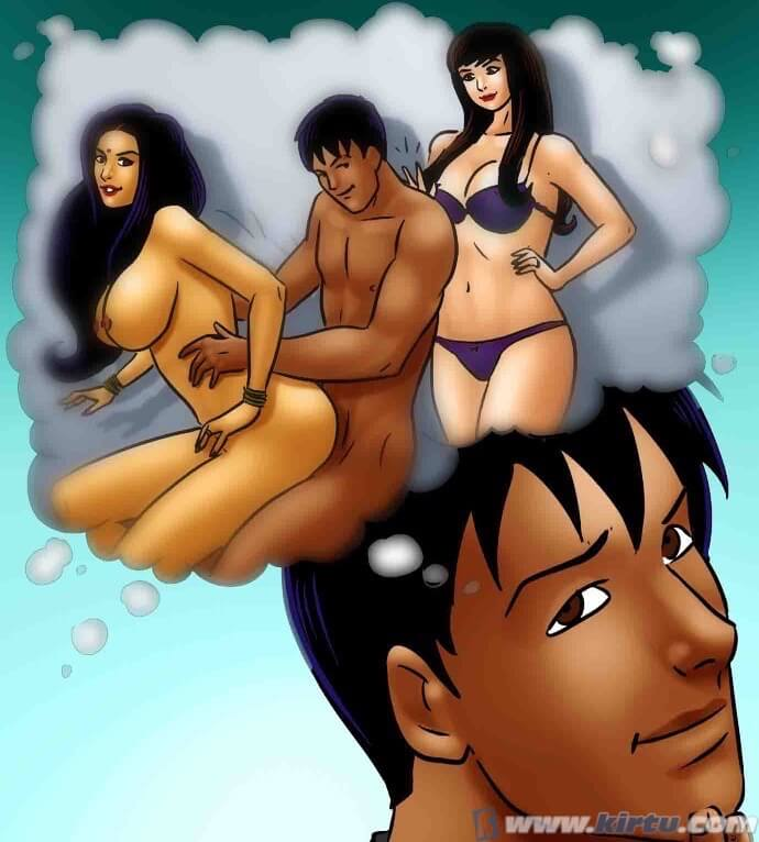 Savita Bhabhi 70- Neha\'s Education - part 4