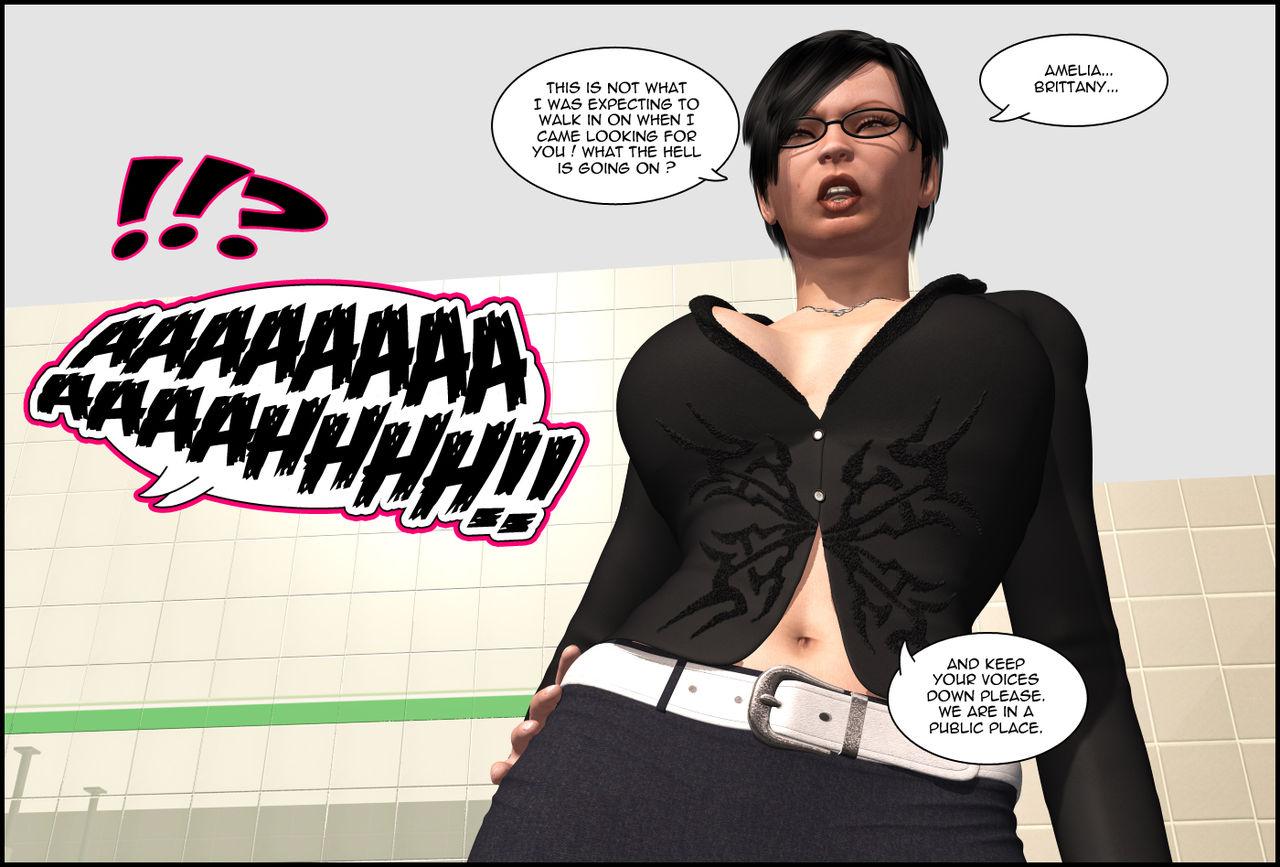 The Lesbian Test - Part 2 - part 3