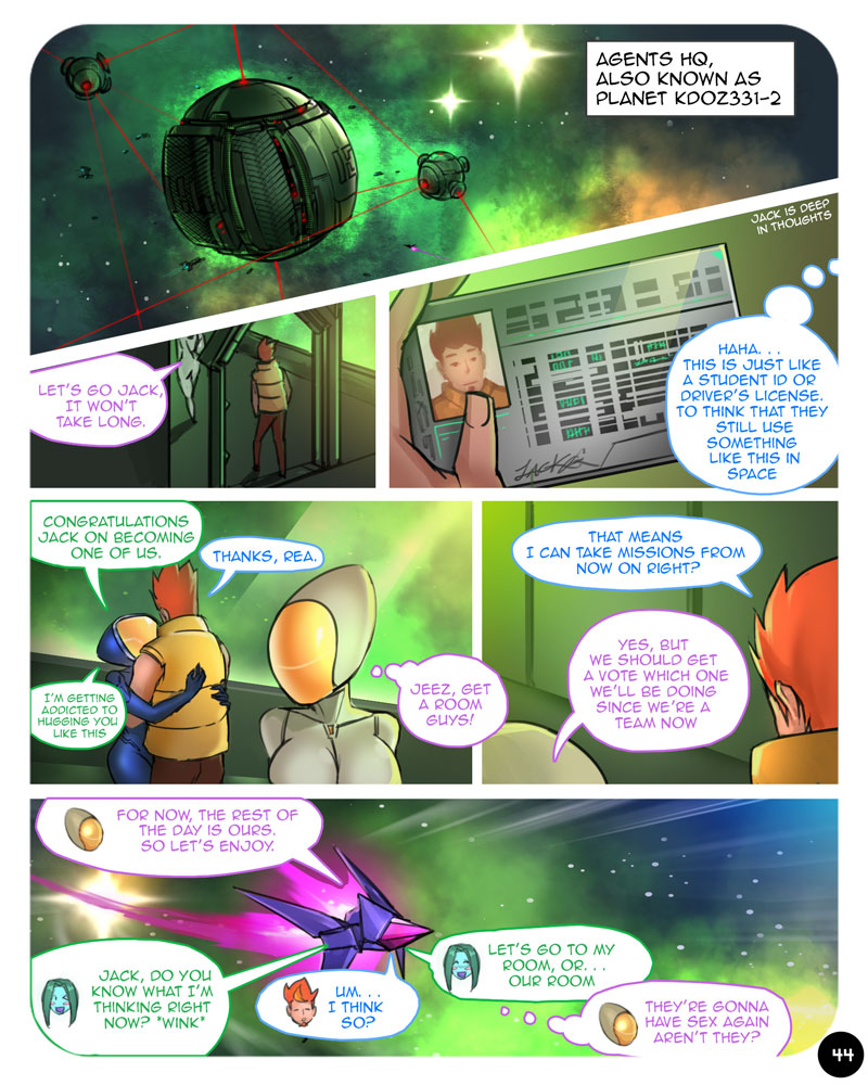 S.EXpedition- Ebluberry - part 4
