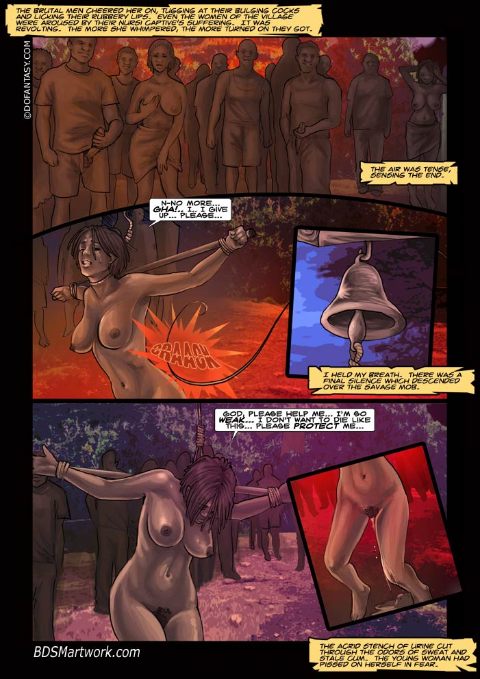 White Meat 03- BDSM Artwork