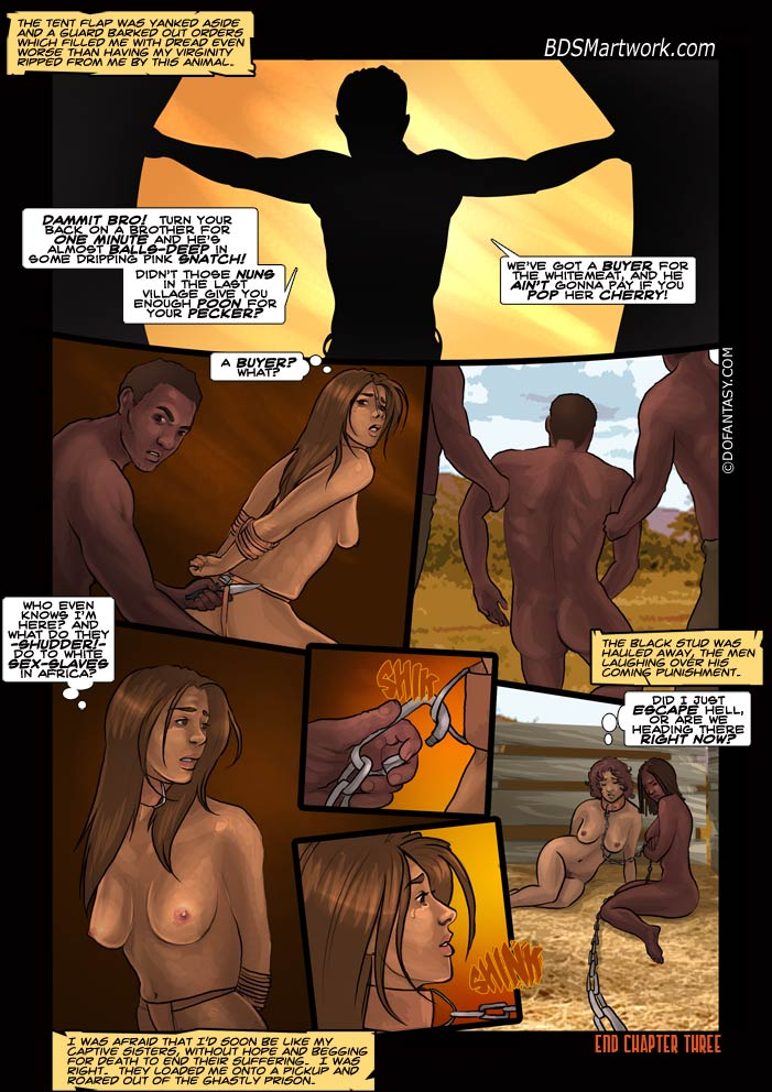 白色 肉 03- 性虐待 艺术品 - 一部分 3