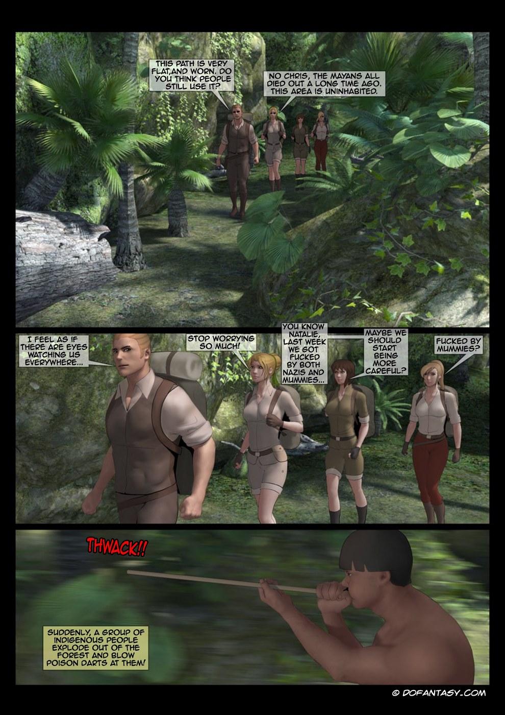 Feather - Maya Adventure
